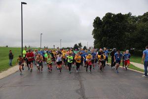 2017 Cal's Angels 5K run, 2 mile walk, and Kids Fun Run @ Tomaso Park | Huntley | IL | United States