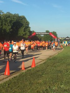 UPS/United Way Walk/Run: Willow Springs Micro Dash 5K